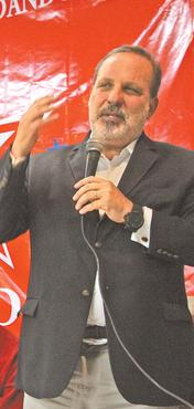 Armando Monteiro pretende evitar cr�ticas a Eduardo foto: Roberto Ramos/DP/D.A PRESS (Roberto Ramos/DP/D.A PRESS)