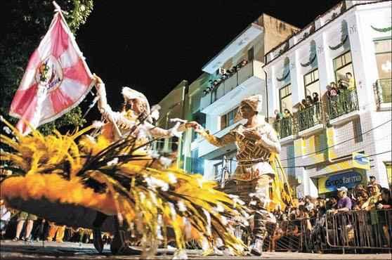 Carnaval de S�o Jo�o del Rei. Tiago Morandi/Prefeitura de S�o Jo�o del Rei. (Tiago Morandi/Prefeitura de S�o Jo�o del Rei)