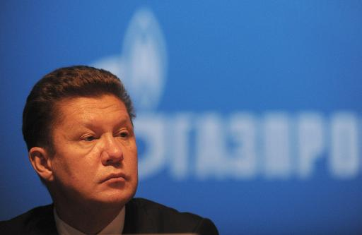 Presidente da Gazprom, Alexei Miller, durante uma reun�o do grupo em Moscou, no dia 28 de junho de 2013. Foto: AFP/Arquivos Vasily Maximov