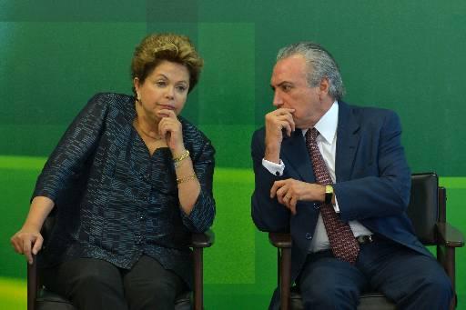 Ao todo, foram duas horas de reuni�o, que tamb�m contou com o ministro da Casa Civil, Aloizio Mercadante. Foto: Wilson Dias/ABr (Wilson Dias/ABr)