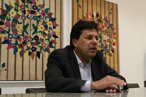 Deputado federal afirma que ainda n�o existe data para a oficializa��o do apoio a candidatos ao governo. Foto: Alcione Ferreira/DP/D.A Press (Alcione Ferreira/DP/D.A Press)
