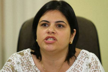 Vereadora Priscila Krause afirma que vai se manter na oposi��o independente do apoio do DEM ao governo. Foto: Annaclarice Almeida / DP/ D.A. Press (Annaclarice Almeida / DP/ D.A. Press)