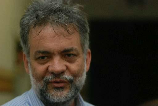 Oscar Barreto disse que a milit�ncia petista precisa ter voz no rumo que o partido vai tomar (Marcelo Soares/Esp. DP/D.A Press)