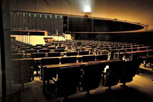 Plen�rio da C�mara dos Deputados vazio na quarta-feira de cinzas: cena frequente ao longo do ano. Foto: Gustavo Moreno/CB/D.A Press  (Gustavo Moreno/CB/D.A Press )