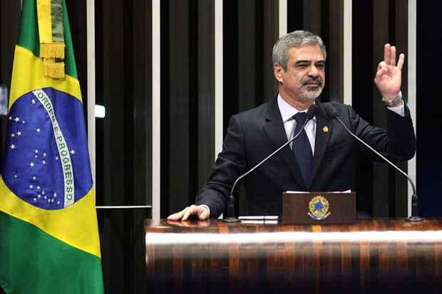 Foto: Andr� Corr�a/Lideran�a do PT no Senado/Arquivo