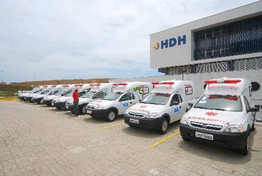 O governo de Pernambuco construiu tr�s novos hospitais na gest�o Eduardo Campos (PSB). Um deles foi o Dom Helder C�mara, no Cabo de Santo Agostinho. Jullio Jacobina/DP/D.A Press (Julio Jacobina/DP/D.A Press)