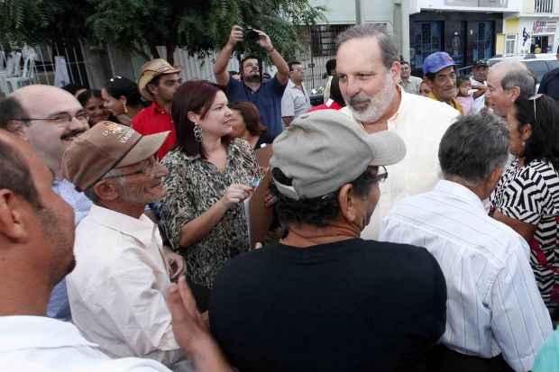 Pr�-candidato ao governo, Armando rompeu com Eduardo em outubro, mas fala em parceria  Foto: Alexandre Albuquerque/ Divulga��o (Alexandre Albuquerque/ Divulga��o)