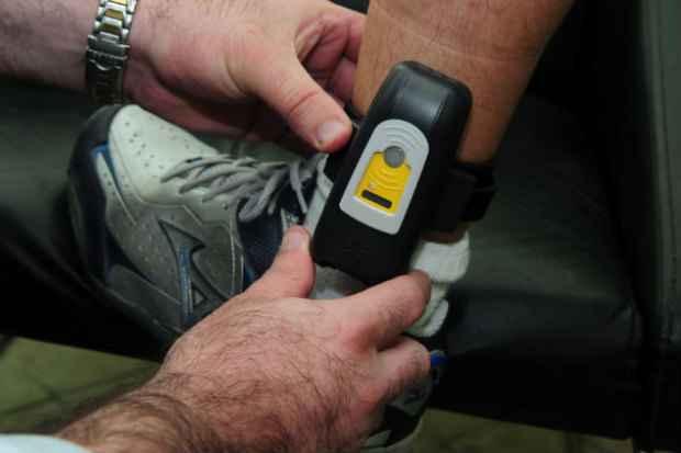 Equipamento come�ou a ser utilizado em pol�ticos em Minas Gerais. Foto: Alcione Ferreira/DP/D.A.Press