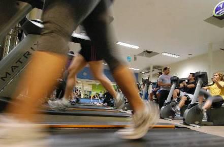 Mercado de fitness de Pernambuco j� conta com 700 academias registradas (Ricardo Fernandes/DP/D.A Press )