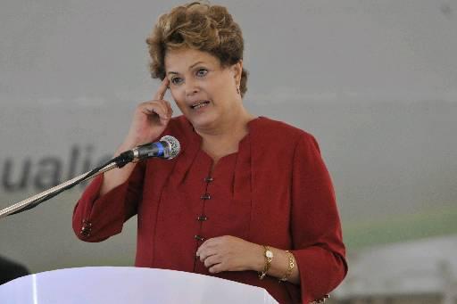 Dilma viaja ao Par� e ao Maranh�o Foto:Juarez Rodrigues/EM/D.A Press (Juarez Rodrigues/EM/D.A Press)