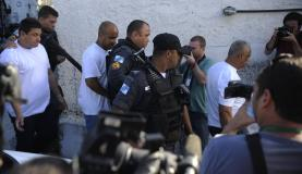 Os tr�s policiais militares est�o presos no Complexo de Gericin�. Foto: Tomaz Silva/Ag�ncia Brasil