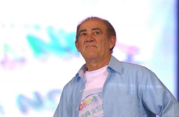 Comediante tem 78 anos. Foto: Zé Paulo Cardeal/ Rede Globo/ Divulgação