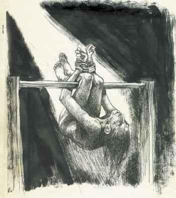 A Comiss�o Nacional da Verdade (CNV) j� pediu ao Minist�rio da Defesa que investigue as unidades das For�as Armadas que foram transformadas em centros de tortura no pa�s durante a ditadura. Arte/Janey Costa (Arte/Janey Costa)