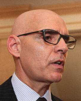 Trombretta ressaltou que v�rias empresas italianas j� atuam em Pernambuco, entre as quais o estaleiro Navalmare  (Nando Chiappetta/DP/D.A Press)