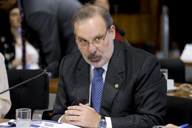 Foto: Pedro Fran�a/Ag�ncia Senado  (Pedro Fran�a/Ag�ncia Senado )