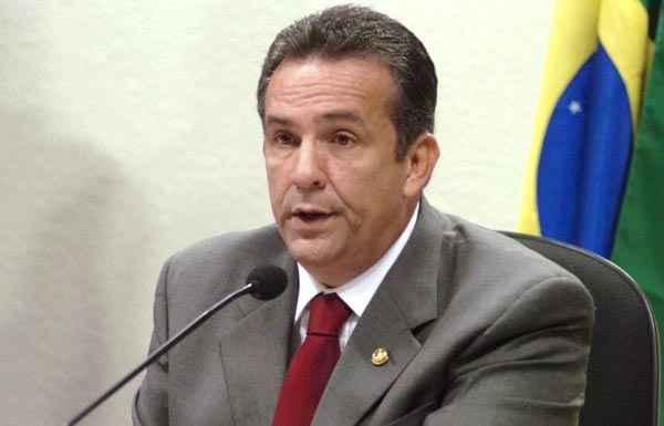 Campos foi condenado, em primeira inst�ncia, a 12 anos de pris�o. Foto: Celio Azevedo/Agencia Senado (Celio Azevedo/Agencia Senado)