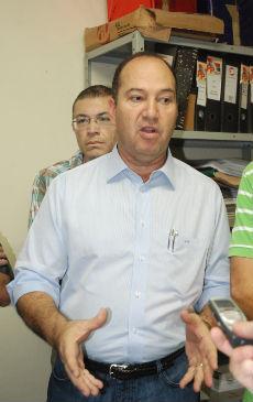 Apesar de ter apoiado Dilma em 2010, Everaldo Pereira diz que partido vai manter a candidatura dele � Presid�ncia. Foto: Carlos Santos/DN/D.A Press (Carlos Santos/DN/D.A Press)