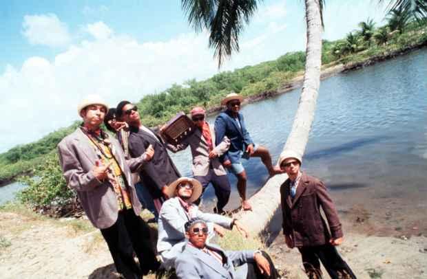 A banda usava a geografia da cidade como inspiração. Crédito: Fred Jordão/ Arquivo DP
