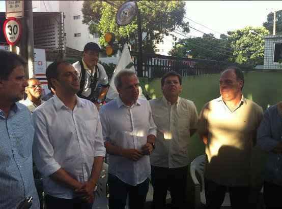 Socialistas e verdes se reuniram em evento no Recife. Foto: Marina Sim�es/DP/D.A Press