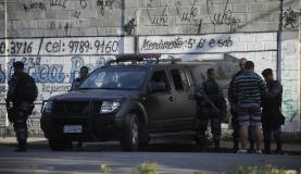 Balan�o  parcial divulgado pela Secretaria de Seguran�a do Estado do Rio de Janeiro indica que a ocupa��o do Complexo da Mar� pelas for�as de seguran�a resultou na pris�o de 118 pessoas  (T�nia R�go/Ag�ncia Brasil)