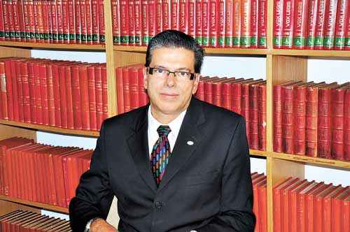 Rodrigo da Cunha, especialista no tema, defende conceito amplo de fam�lia. Foto: Carlos Moura/CB/D.A Press  (Carlos Moura/CB/D.A Press )