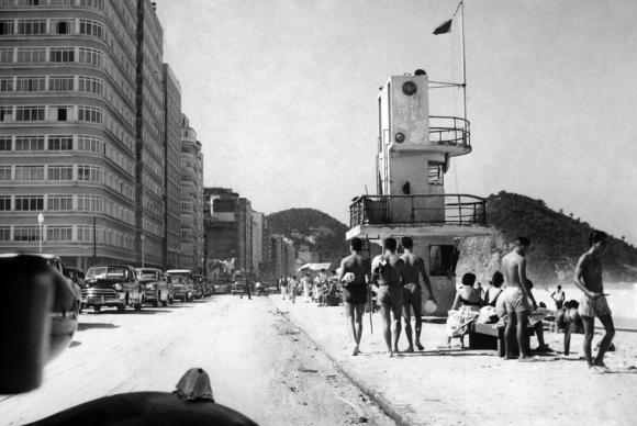 Para o jornalista Roberto Sander, no ver�o que antecedeu o golpe, nada indicava que o pa�s estava prestes a entrar em regime de exce��o. Foto: Arquivo Nacional (Arquivo Nacional)