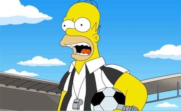 No episódio, Homer visita o Brasil pela segunda vez. Foto: Fox/Divulgação