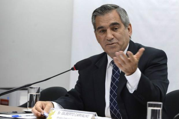 O secret�rio-geral da Presid�ncia negou participa��o em dossi�s ap�crifos. Foto: Valter Campanato/Ag�ncia Brasil (Valter Campanato/Ag�ncia Brasil)