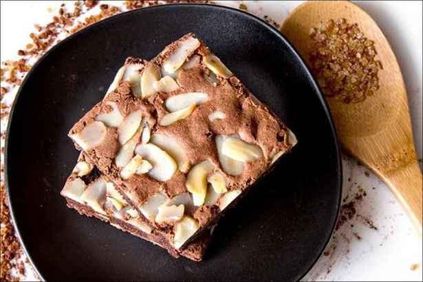 Brownie de goiabada e castanha-do-pará. Foto: Arquivo Pessoal/Divulgação