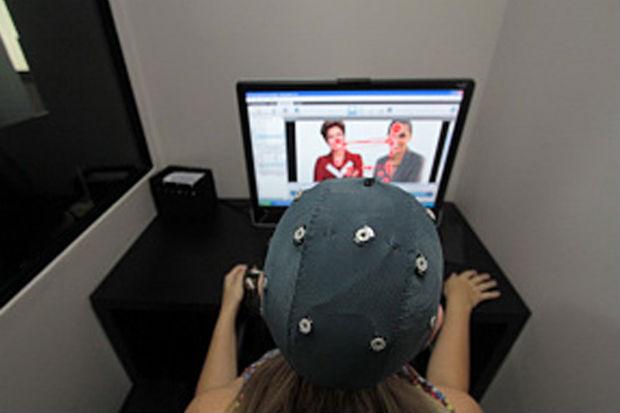 A partir do estado do inconsciente dos eleitores, os candidatos podem melhorar o desempenho nas urnas. Essa � a aposta do neuromarketing. Foto: Anaclarice Almeida/DP/D.A Press (Anaclarice Almeida/DP/D.A Press)