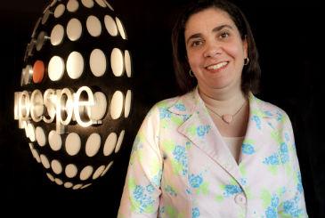 Marcela Montenegro, do Neurolab, conta que o laborat�rio pesquisou o envolvimento emocional do eleitor com Dilma Rousseffe e Jos� Serra em 2010.Foto: Andaira Lopes/Divulga��o (Andaira Lopes/Divulga��o)