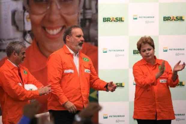 O pr�-candidato ao governo Armando Monteiro (PTB) e o senador Humberto Costa (PT) far�o parte da comitiva que acompanhar� a presidente. Teresa Maia/DP/D.A Press  (Teresa Maia/DP/D.A Press )