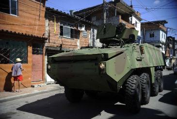 Um dia depois de morte cometida por fuzileiro naval no Rio de Janeiro, governo descarta mudan�as no policiamento da �rea. Foto: Fernando Fraz�o/Ag�ncia Brasil
