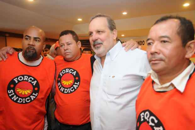 Foto: Assessoria de Aramando Monteiro/Divulga��o (Assessoria de Armando Monteiro/Divulga��o)