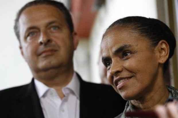 Eduardo Campos vai cumprir uma maratona de viagens. Em eventos no Norte do pa�s, ter� a presen�a confirmada da vice Marina Silva. Blenda Souto Maior/DP/D.A Press (Blenda Souto Maior/DP/D.A Press)