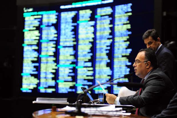 A quebra de decoro contra Vargas, s� vai ser votado na ter�a-feira, dia 29. Foto: Gustavo Lima/Camara dos Deputado (Gustavo Lima/Camara dos Deputado)