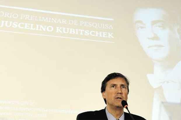 Pedro Dallari apresentou os resultados da investiga��o feita pela comiss�o. Foto: Valter Comparato/Ag�ncia Brasil (Valter Comparato/Ag�ncia Brasil)