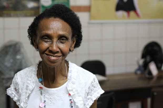 Eunice do Monte cita avan�os com a PEC, como o est�mulo � CTPS, mas cobra a regulamenta��o da lei para consolidar os demais direitos (Paulo Paiva/DP/D.A Press )