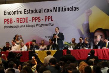 Verdes discutem com socialistas a possibilidade de abrir m�o de candidatura pr�pria � Presid�ncia da Rep�blica. Foto: PSB/Divulga��o