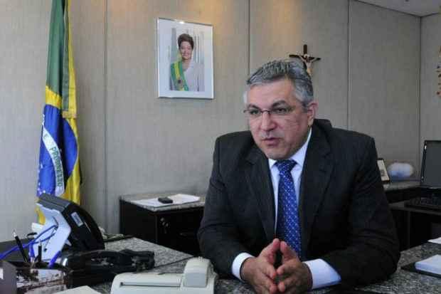 A oposi��o quer separar a CPI da Petrobras de parte da Opera��o Lava-Jato para centrar a artilharia contra Padilha na C�mara dos Deputados. Foto: Ed Alves/CB/D.A Press  (Ed Alves/CB/D.A Press )