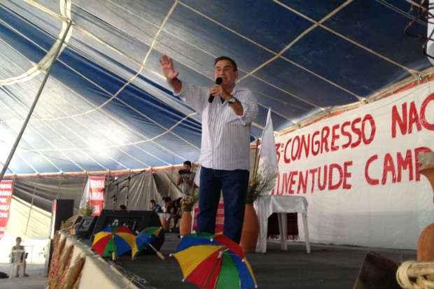 Carvalho � o ministro do governo respons�vel pela interlocu��o com os movimentos sociais (Ana Luiza Machado/DP/D.A Press)