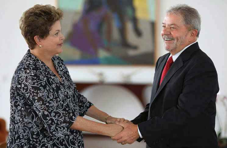 Foto: Ricardo Stuckert/Instituto Lula (Ricardo Stuckert/Instituto Lula)