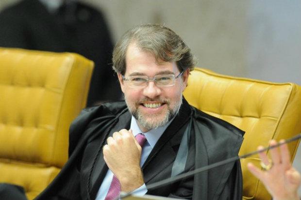 Toffoli ser� o respons�vel pelo TSE nas elei��es de outubro. Foto: Carlos Moura/CB/D.A Press (Carlos Moura/CB/D.A Press)