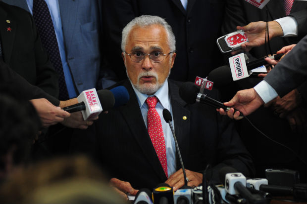 Segundo o advogado Luiz Fernando Pacheco, Genoino apresentou