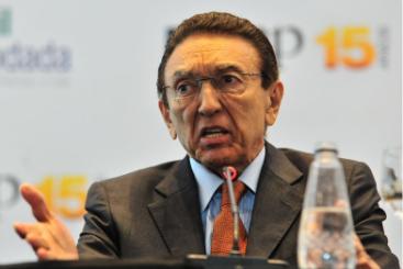 Edison Lob�o tranquiliza empres�rios sobre situa��o do setor el�trico do pa�s (F�bio Costa/JCom/D.A Press)