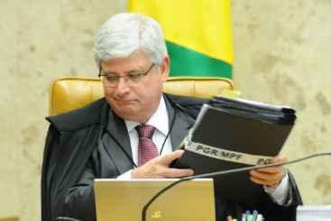 Para Janot, h� equ�vocos no parecer feito pelo pr�prio Minist�rio P�blico Federal. Foto: Carlos Moura/CB/D.A Press