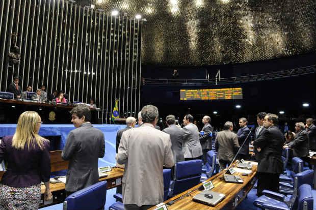 O PT no Senado indicou os senadores Humberto Costa (PT-PE), Jos� Pimentel (PT-CE) e An�bal Diniz (PT-AC) como membros titulares. Foto: Waldemir Barreto/Ag�ncia Senado (Waldemir Barreto/Ag�ncia Senado)