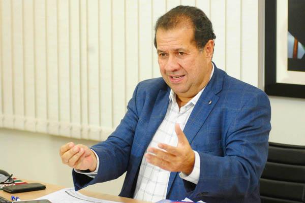 Carlos Lupi ser� procurado por Lob�o Filho para negociar vaga de vice do PMDB. Foto: O Imparcial/D.A. Press