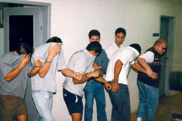 Adolescente foi condenado em 1997 a quatro meses de medida s�cioeducativa e ficou com a ficha limpa. Foto: Ronaldo de Oliveira/CB/D.A Press (Foto: Ronaldo de Oliveira/CB/D.A Press)
