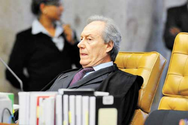 Como atual vice-presidente da Corte, Lewandowski assumir� a presid�ncia interinamente assim que Barbosa se aposentar. Foto: Carlos Moura/CB/D.A Press (Carlos Moura)